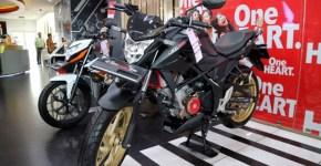 Harga Honda CB150R Terbaru 2018