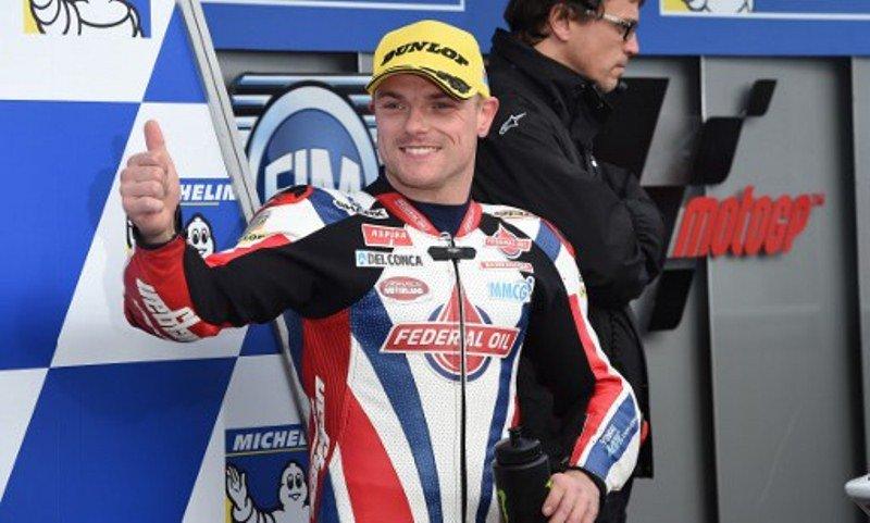 Sam Lowes turun ke Moto2
