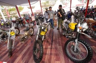 Penjurian Honda Modif Contest - HMC 2017 seri Jakarta