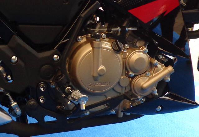 Engine Suzuki Satria F150