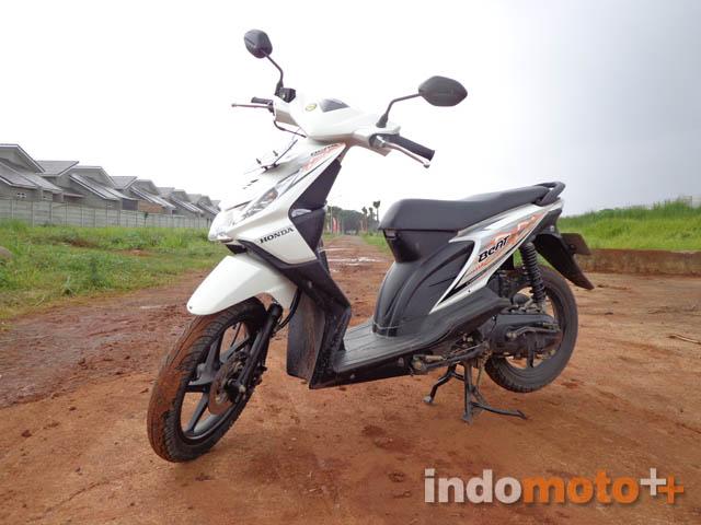 Honda Beat Tahun 2012