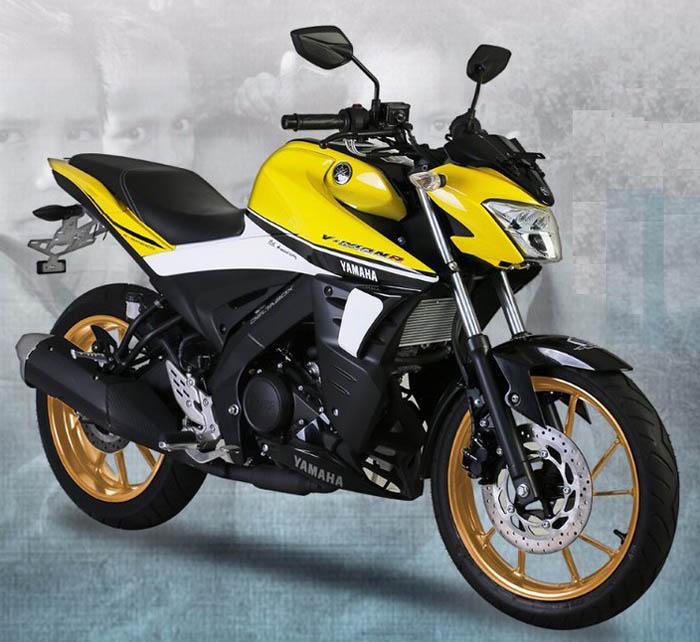 Yamaha Vixion R Limited Edition
