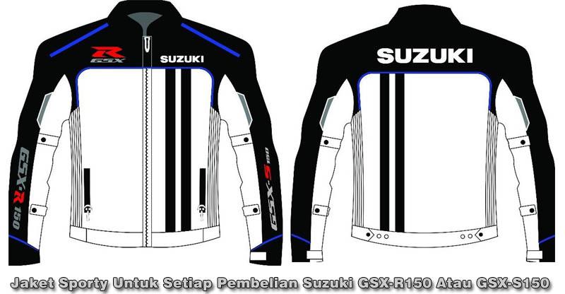 Jaket Suzuki GSX