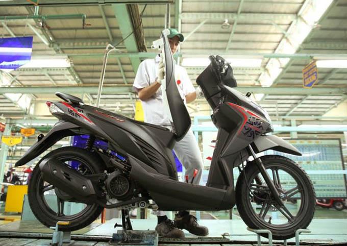 Harga Honda Vario 110 eSP terbaru 2018