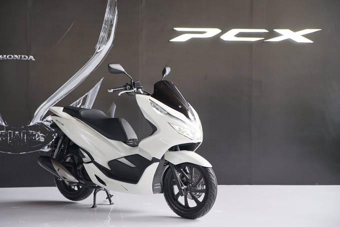 All New Honda PCX 150