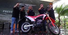 Launching Honda CRF 150L Jakarta Tangerang