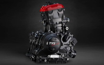 TVS Apache RR 310 Engine