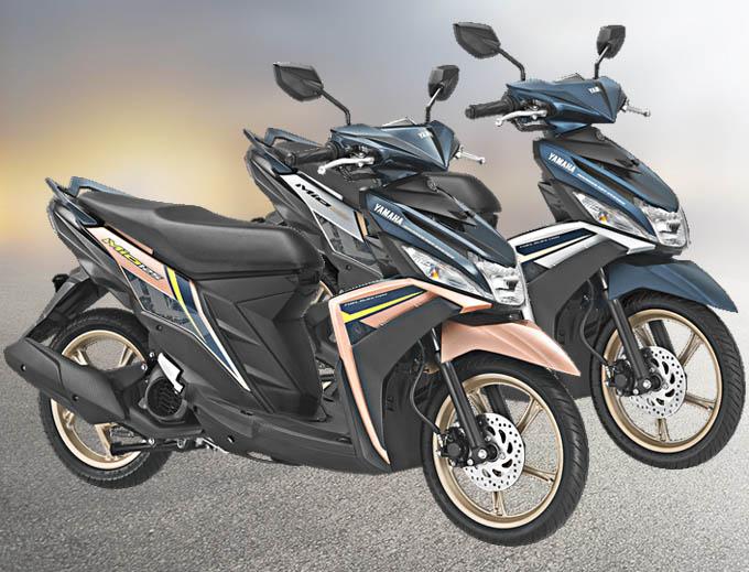 Yamaha Mio M3 125 Terbaru 2018