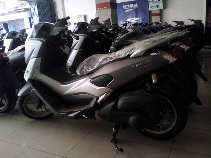 Sudah Tersedia Di Dealer Ini Harga Kredit Yamaha Nmax Untuk Wilayah Bogor