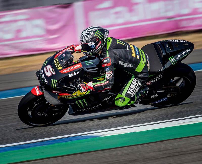 hasil kualifikasi MotoGP Qatar 2018