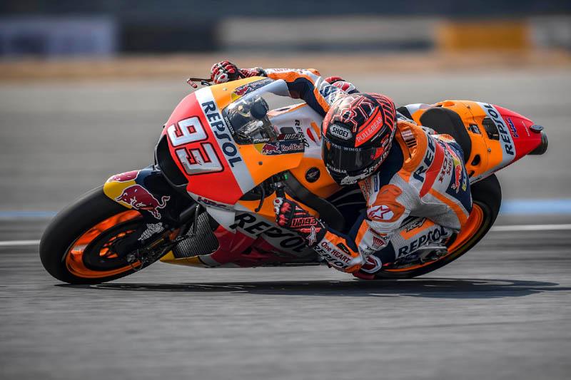 Marquez juara MotoGP Jerez 2018