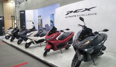 Harga Honda PCX 160 terbaru 2021