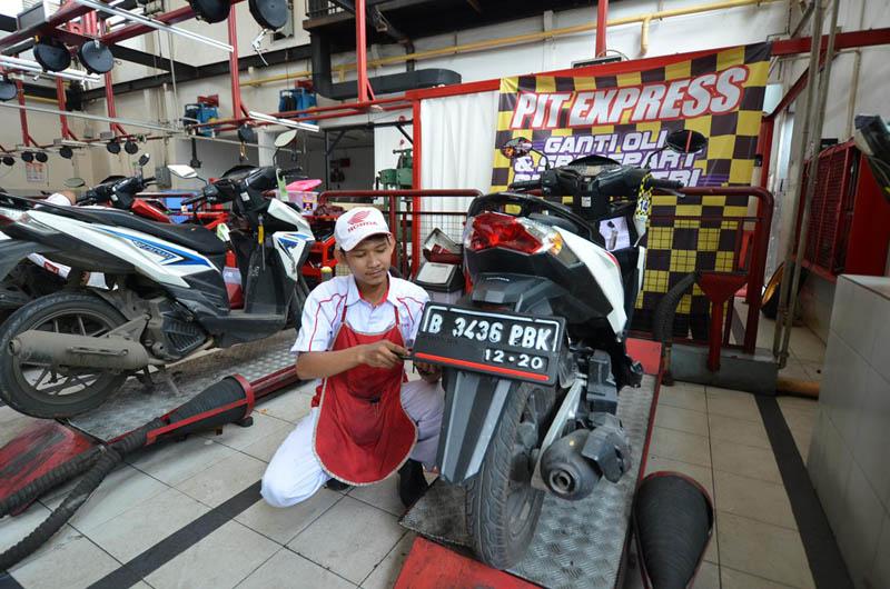 Honda Pit Express