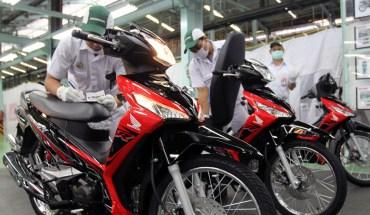 Pilihan warna Honda Supra X 125