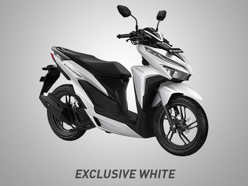 Honda Vario 150 eSP Warna Exclusive White