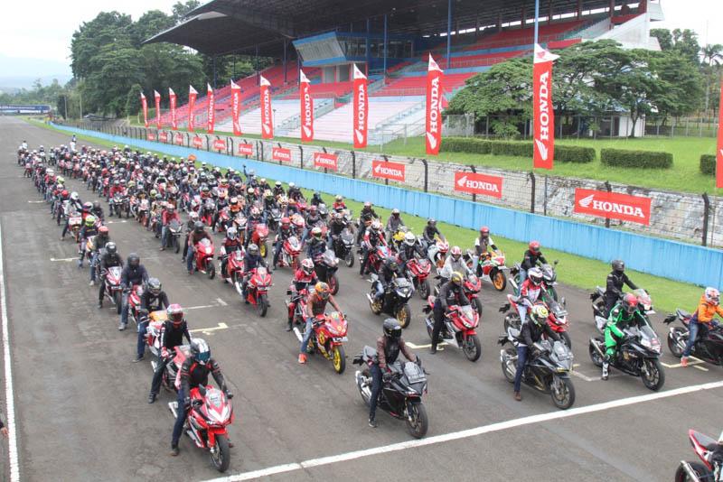 Honda CBR Race Day di Sentul