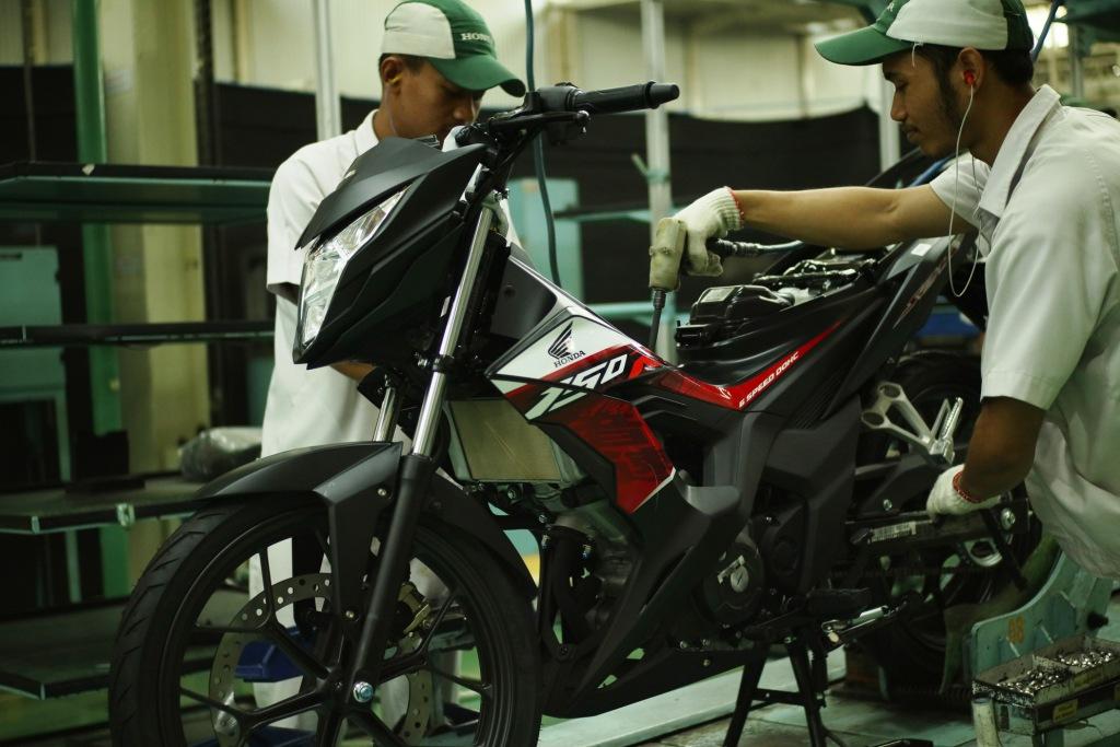 Harga Honda Sonic 150R Terbaru 2019