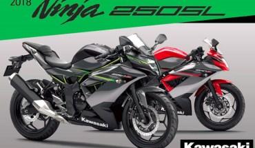 Kawasaki Ninja 250SL 2019