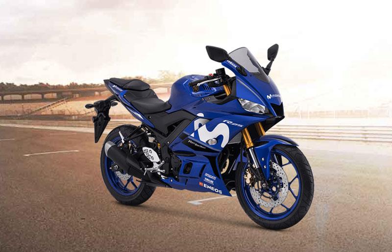 Yamaha R25 terbaru 2018