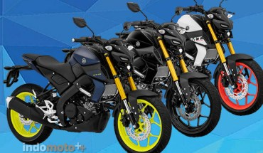 Yamaha MT15 Indonesia