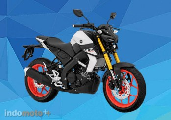 Yamaha MT15 Warna Matte Grey