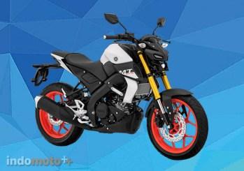 Yamaha MT15 Warna Matte Grey