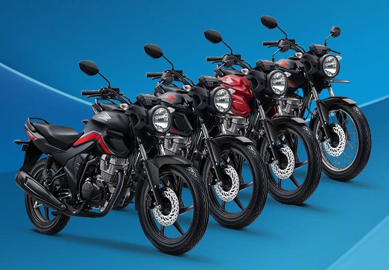 Pilihan Warna Honda CB150 Verza Terbaru 2019
