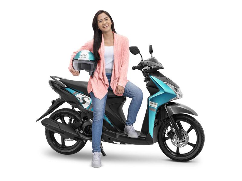 Yamaha Mio S versi 2019