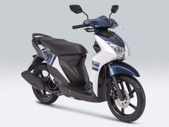 Yamaha Mio S Warna Marvelous Blue