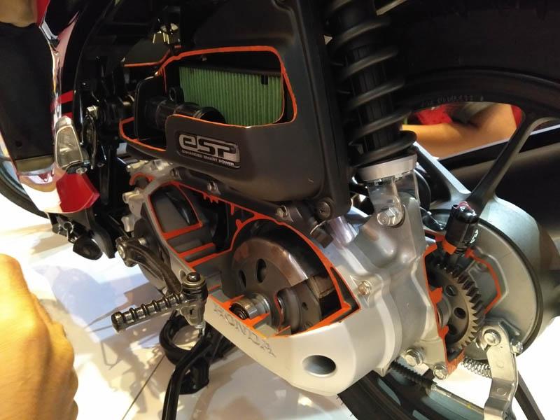 mesin baru 110cc
