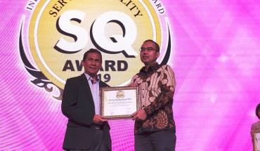 Bengkel AHASS raih SQ Award 2019