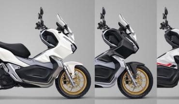Pilihan Warna dan Harga Honda ADV150