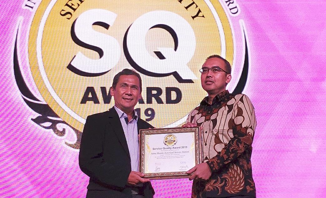 SQ Award 2019