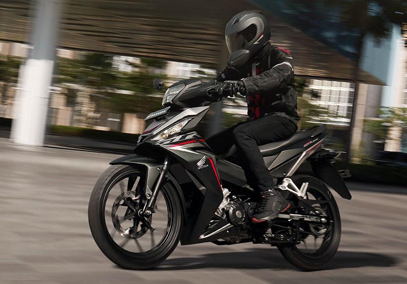 Harga Honda Supra GTR150