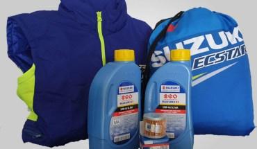 Suzuki Victory Campign Package