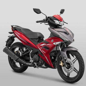 MX King Warna Aggressive Red