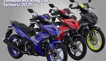 pilihan warna yamaha mx king 2021