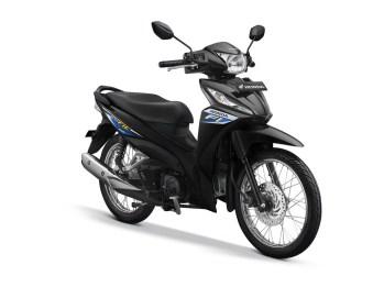 Honda Revo Fit Warna Galaxy Blue