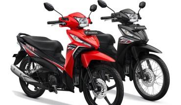 Honda Revo Terbaru 2020