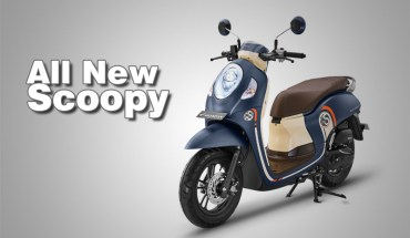Pilihan warna all new scoopy 2021