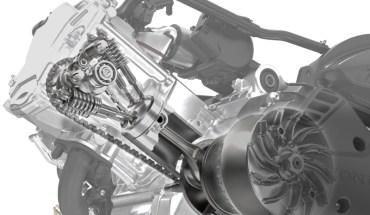 Mesin baru Honda PCX160