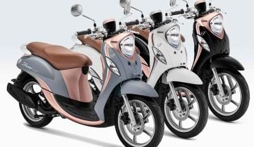 Pilihan Warna Yamaha Fino