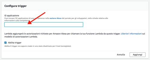 AWS Amazon Servicios web - Lambda - Activador