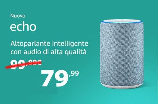 Amazon Echo Dot - 79,99 Angebot