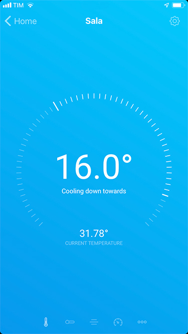Ambi Climate  -  Homey - Detail app 2019