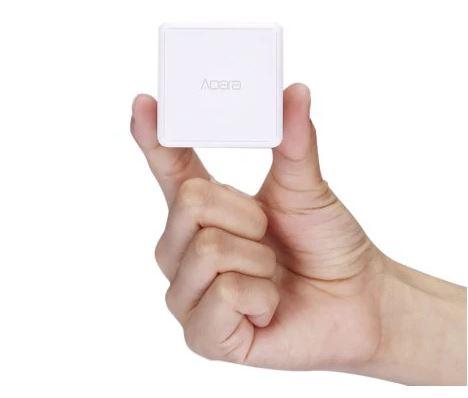 Aqara Cube - in mano
