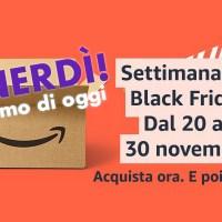 """Finalmente venerdì: le promo """"BLACK FRIDAY"""" di oggi su domotica, smart home e molto altro!"""