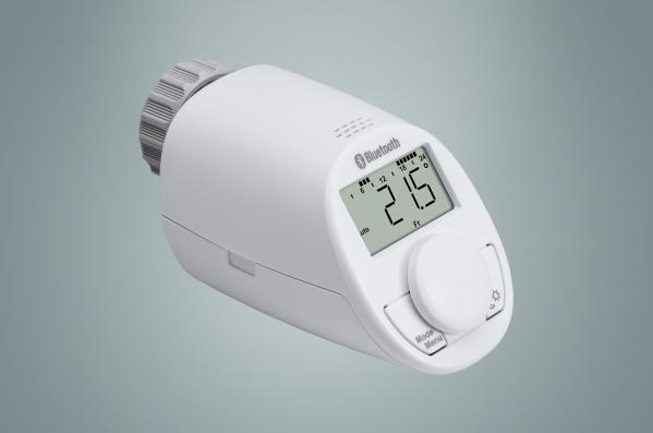 Eqiva Thermostatic Head eQ-3 Bluetooth Smart 45