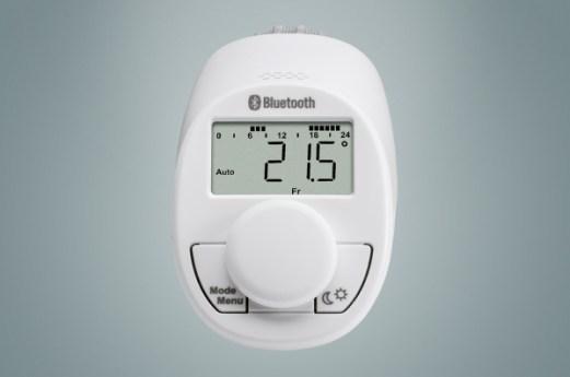 Eqiva Thermostatic Head eQ-3 Bluetooth Smart - Front