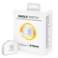Recensione: FIBARO Single Switch (versione Apple HomeKit)